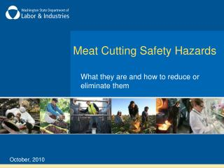 Meat Cutting Safety Hazards