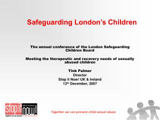 Safeguarding London's Children