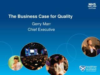 The Business Case for Quality