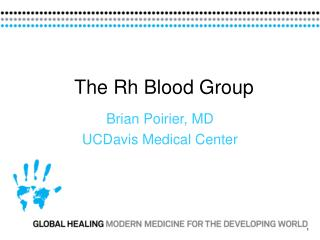 The Rh Blood Group