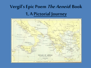 Aeneid Book 1 in Paintings