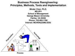 Business Process Reengineering:  Principles, Methods, Tools and Implementation