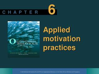 Applied motivation practices