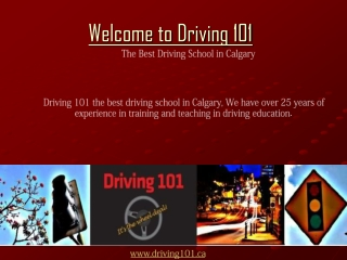 The Best Driving School in Calgary