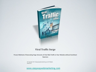 Viral Traffic Surge