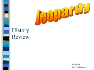 History Review