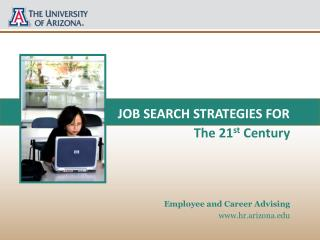 JOB SEARCH STRATEGIES FOR