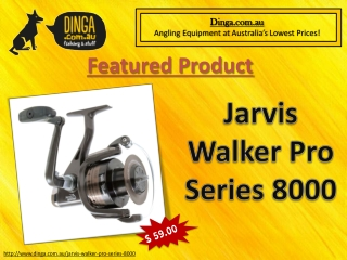 Jarvis Walker Pro Series 8000 Reel