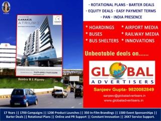Media Agency for Marathi Movie Promotion -Global Advertisers