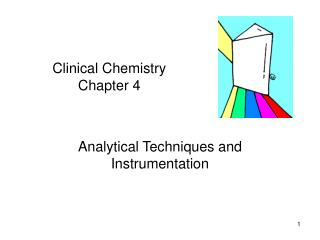 Clinical Chemistry Chapter 4