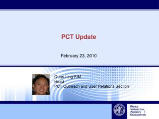 PCT Update  February 23, 2010
