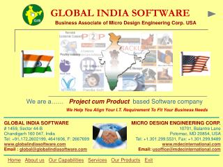 GLOBAL INDIA SOFTWARE