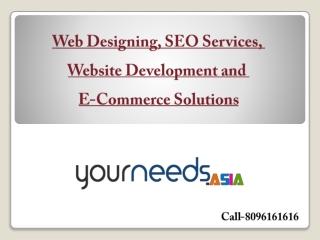 Professional Web Design Company | Offshore Web Development