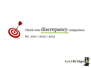 Background Check: Industry Discrepancy Comparison