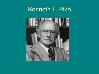 Kenneth L. Pike