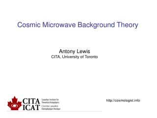 Cosmic Microwave Background Theory
