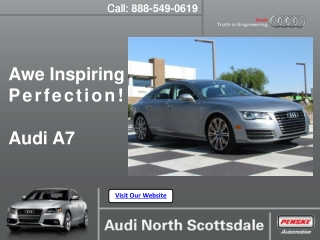 audi a7 - north scottsdale, arizona