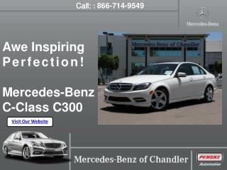 mercedes-benz c-class c300 - chandler, arizona