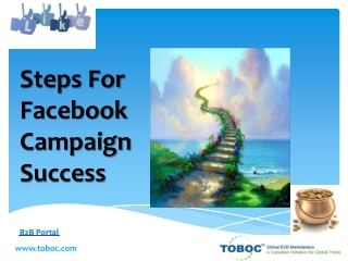 Facebook Ads marketing Strategy by Toboc International