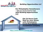 Sell House Philadelphia