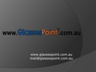 Glasses Point - Full-rimmed