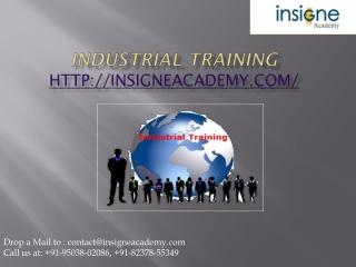 Industrial training