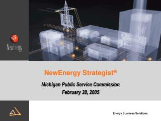 NewEnergy Strategist ®
