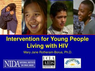 Intervention for Young People Living with HIV