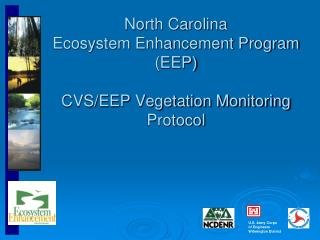 North Carolina  Ecosystem Enhancement Program EEP  CVS