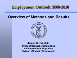 Employment Outlook: 2000-2010