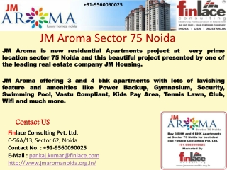 JM Aroma