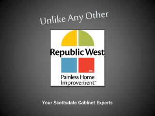 Scottsdale Cabinet Refacing - Republic West