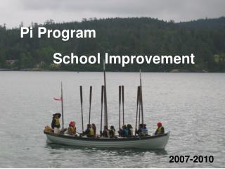 Pi Program 		School Improvement