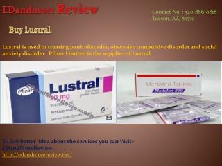 Buy Lustral Online