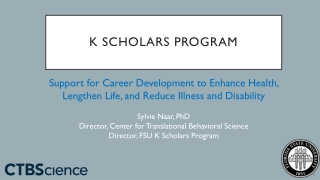 Postdoctoral Scholar Workshop