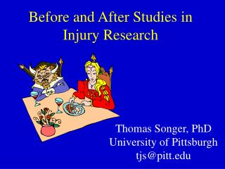 Before and After Studies in Injury Research