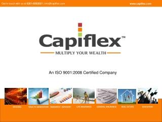 Capiflex - A single stop financial services company