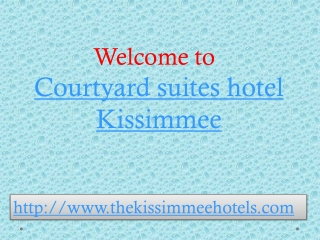 courtyard suites hotel kissimmee