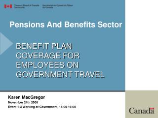 Pensions And Benefits Sector