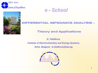 DIFFERENTIAL IMPEDANCE ANALYSIS -   Theory and Applications