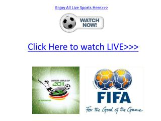 japan vs usa live hd!! final fifa women's world cup wwc 2011