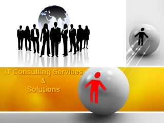 IT Consulting Services for Business