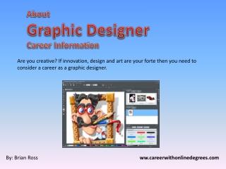 About graphic designer career information