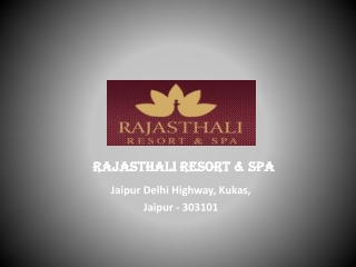 Rajasthali Resort