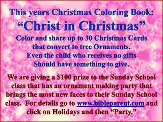 free christmas coloring for children