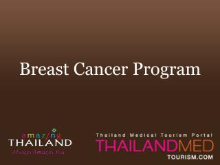 thailand medical tourism_breast cancer
