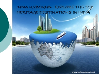 India Unbound- Best tour and travel operators