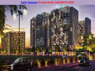 Fully Furnished Office Space Earth Tech One  91-9015112000