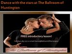 Learning Wedding Dance from Dance Studios on Long Island