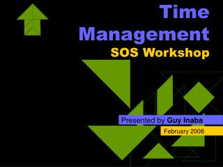 Time Management SOS Workshop